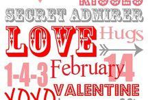 valentine Ideas / by Linda Binger