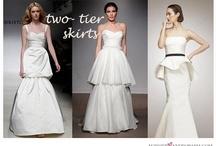 Wedding Dress Trends 2012 / by ForHerandForHim