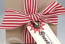 Giftwraps and tags / by Thresa Whitaker