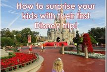 Surprise Trip to Disneyland / by Karen Cruse