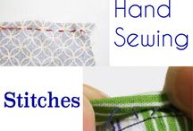 Sewing by Hand / by Jessica Johnson