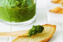 pesto / by Sandra Evans