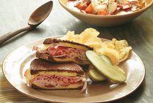 Sandwiches / by Judi Mark