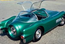 CONCEPT CARS / by Paul Henneforth