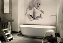 Bathrooms / by Mary Henderson Maurel