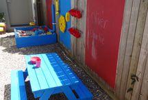 playground upgrade / by Shannon Clark