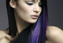 Hair (Cut & Dye) / by Nathallia Uribe