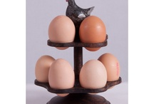 Egg Baskets And Holder's......... / P / by Heidi