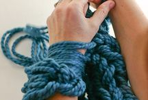 Let's crochet! (And knit) / Crochet and knitting patterns and ideas  / by Hannah Sulkowski