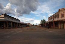 Tombstone ,Deadwood & Dodge City / by Sandra Sheehan