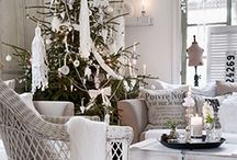 White Christmas Decorations / Get that winter wonderland feel with White decorations and lights for Christmas  / by Lights4fun