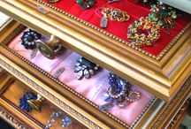 Best Jewelry Storage and Display / by Chris Franchetti Michaels