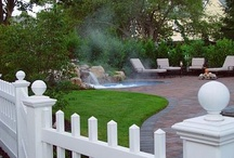 Back yard ideas / by Jennifer Walter Gustason