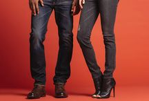 Denim Daze / Here, you are very likely to OD on denim, and it will feel amazing.  / by Zappos