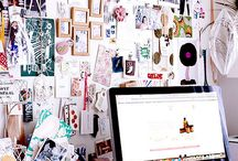 Office Inspiration / Ideas and inspiration for decorating your home office.  / by The Board Dudes
