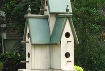 Bird houses / by Sharon Chapman