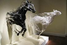 Horses / by Carolyn Thurn-Alarcon