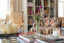 Living Rooms/Dens / by Gray Dunaway