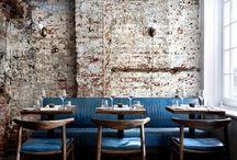 Shop//Restaurant//Cafe//Bar / by Lauren Adele Design