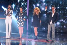 The Top 4 - Performances / Take a look at photos from last night's performances. And for even more pics: http://txfusa.tv/1cDFvjm / by The X Factor USA