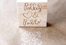 stamp love / by nadia