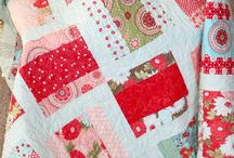 Quilting / by Lora Wheeler