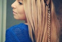 Hair / Cute hair styles / by Claire
