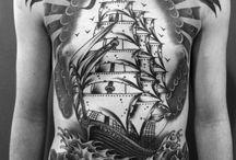 tattoos / by Dudley McGrath
