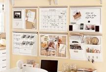 Home Office Ideas / by Jennifer Womack