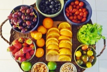 Healthy Food- Healthy Lifestyle / food and lifestyle changes to a better life / by Kathy Sue Perdue (Good Life Of Design)