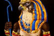 deities and mythology / by sherlene roush
