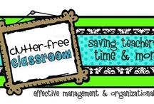 classroom organization / by Janie Gausmann