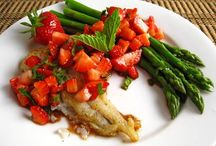Savor From the Sea / Fish and Seafood Recipes / by Melanie Cyphers-Bruggeman