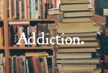 Addiction / Funny book titles, beautiful libraries, childhood books, funny comments, and fantasy worlds are here. / by Jeanne Young