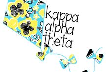 Kappa Alpha Theta for a Lifetime / Because Bettie is my homegirl / by Brittany Berger