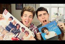 My YouTube addiction. / by Courtnee Angela