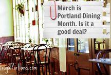 Frugal Portland / by Kathleen O'Malley
