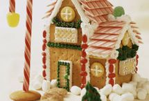 Gingerbread houses / by Tecia Grover