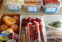Lunch box ideas / by Lisa Cook