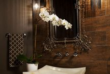 Powder Bath Ideas / by Gina's Design Center