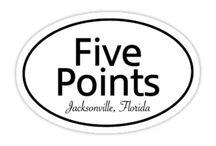 The Neighborhoods- Riverside/Avondale/ Five Points / by Visit Jacksonville