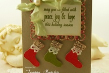 Christmas Cards / by Inspired by Stamping