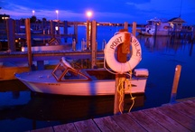 Port Sanilac / by Discover The Blue