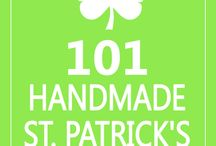 St. Patrick's Day / by Sewing Novice (April Baylor)