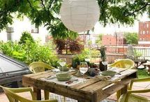Outdoors Idea's / by Annette Griffin DeViney