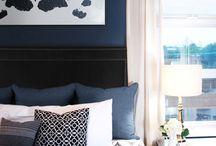 Bedroom master / by Lindsey Delhommer