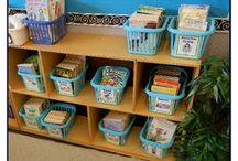 Teaching: Classroom Library / by Kristin Ann