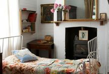 Bedrooms / by Misty Gorley