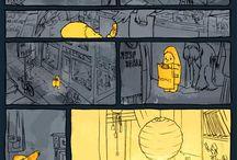 Comic Strips / by Michael Toman