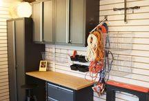 Garage Storage / by Shop Storage Cabinets